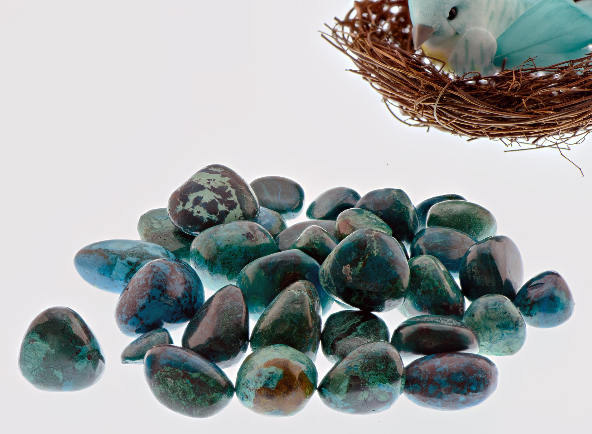Chrysocolla Gemstone