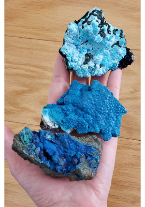 Chrysocolla Natural Gemstone Cluster
