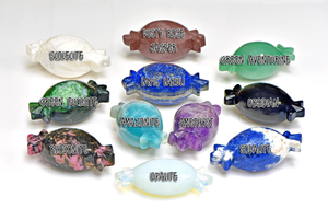 Gemstone Holiday Christmas Candy