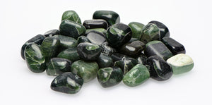 Green Kyanite Tumbled Polished Gemstone