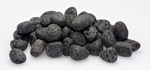 Lava Stone Rock Tumbled Gemstone