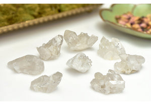 Quartz Crystal Natural Gemstone Cluster **A-Grade**