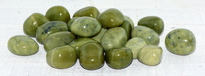 Serpentine Polished Tumbled Gemstone