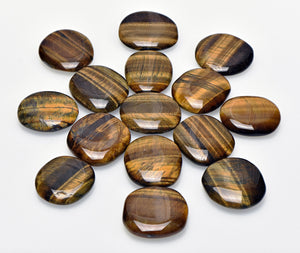 Tiger Eye Gemstone Tumbled Polished Gemstones