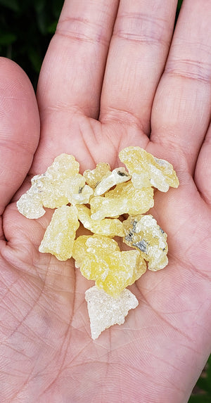 Brucite Natural Gemstone by the Bag