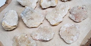 Calcite Natural Gemstone Cluster Stones