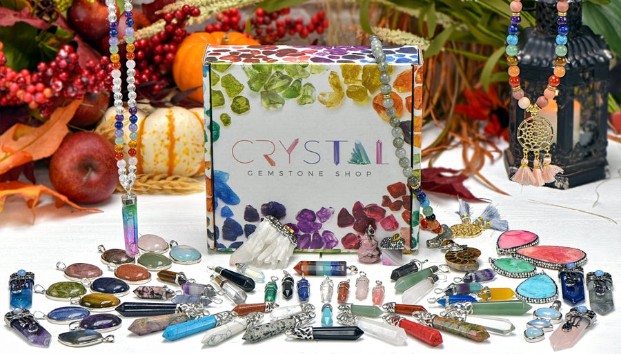 Gemstone Jewelry Gift Box