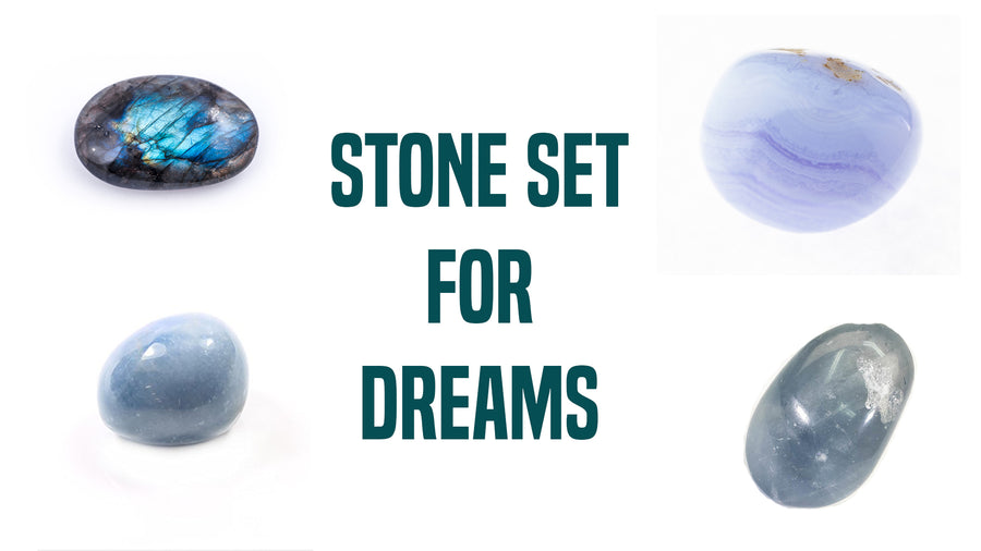 Good Dreams Gemstone Pocket Stone Set