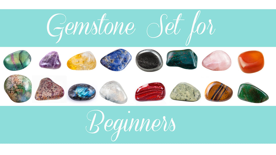 Gemstone Set for Beginners