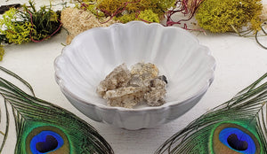 Natural Fulgurite - Sand Fused into Glass - Lightning & Ethereal Energy - Small Bag