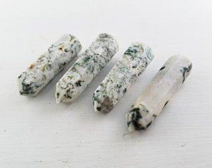Tree Agate Gemstone Wand Point Wands Massagers