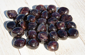 Garnet Tumbled Polished Gemstone