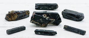 Ilvaite Gemstone - Stone Of Truth & Power Natural Stones