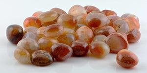 Snakeskin Agate Tumbled Polished Gemstone
