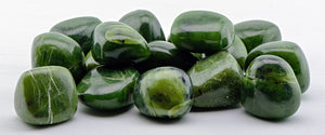 Canada Jade Tumbled Polished Gemstone