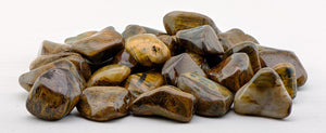 Lion Skin Jasper Tumbled Polished Gemstone