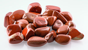 Red Jasper Tumbled Polished Gemstone
