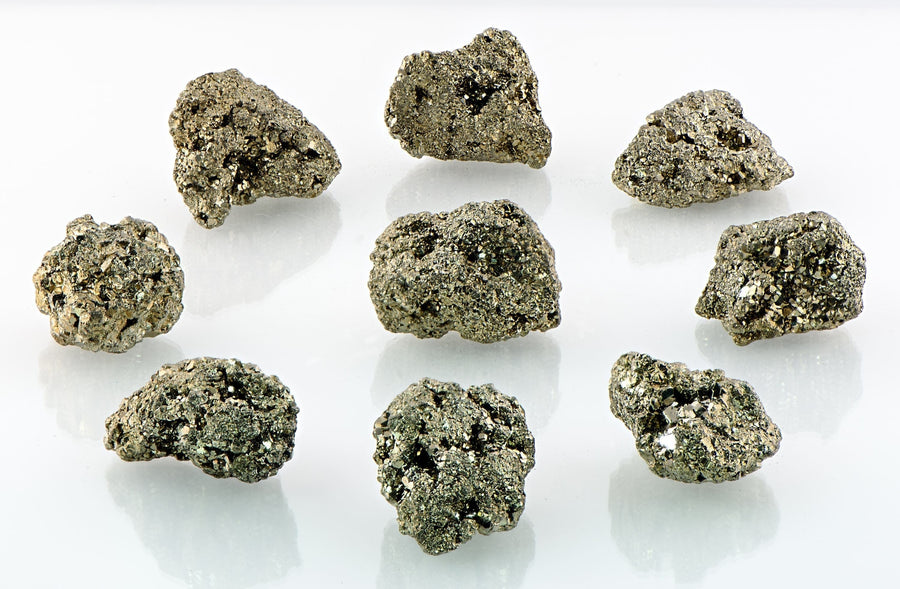 Pyrite Raw Rough Fools Gold Gemstone