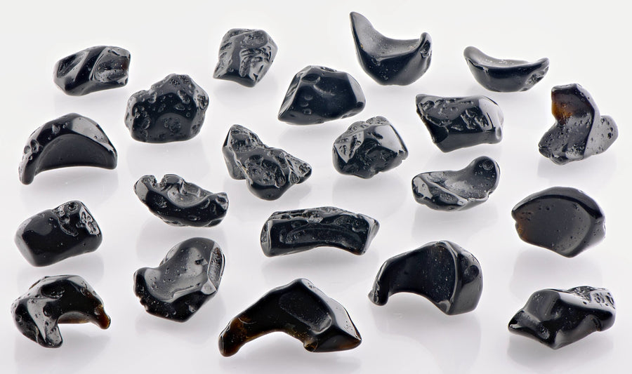 Tektite Tumbled Gemstone