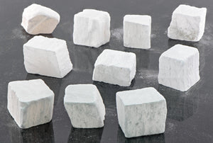 Selenite Cube Raw Rough Gemstone