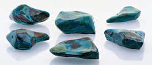 Chrysocolla Polished Gemstone - Stone For Self Power Natural Stones
