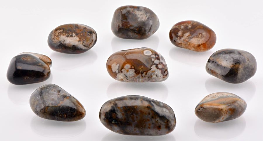 Curucu Jasper Polished Tumbled Gemstone