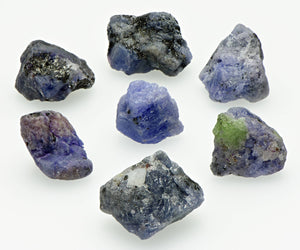 Tanzanite Rough Raw Natural Gemstone