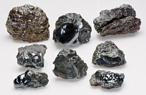 Hematite Natural Raw Rough Gemstone Cluster