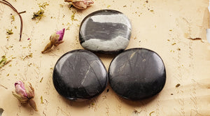 Picasso Jasper Meditation Palm Stone Tumbled Gemstones
