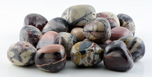 Porcelain Jasper Polished Tumbled Gemstone Gemstones