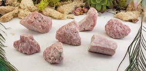 Rhodocrosite Natural Rough Raw Gemstone A-Grade