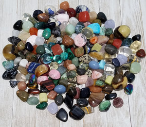 Monthly Subscription 2-3 Tumbled Gemstones Of The Month
