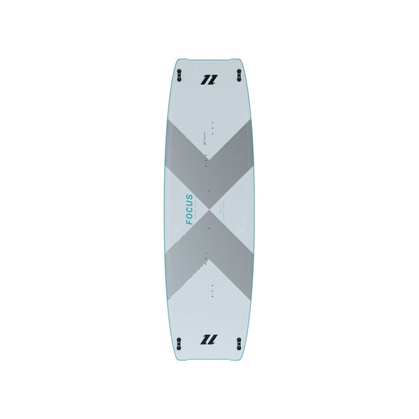 2020 North Kiteboarding Focus Carbon Twin Tip Board