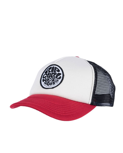 Rip Curl WETTY BADGE TRUCKER HAT