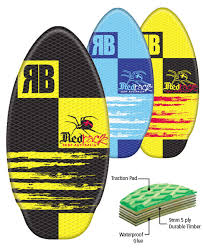 Redback SKIMBOARD 41'' WITH TRACTION PAD