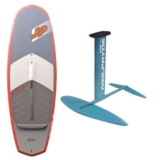 SUP Surf Foil package with JP-Australia SUP and NeilPryde Glide Foil