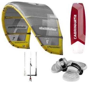 Cabrinha Switchblade Kitesurf Package