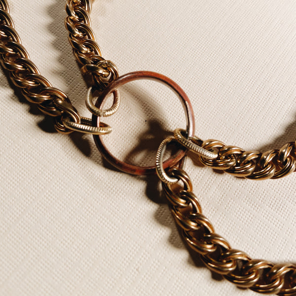Collar Chain Necklace