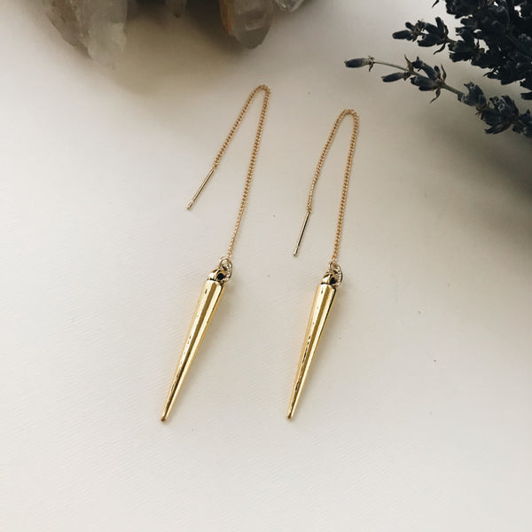 Gold Spike Threaders