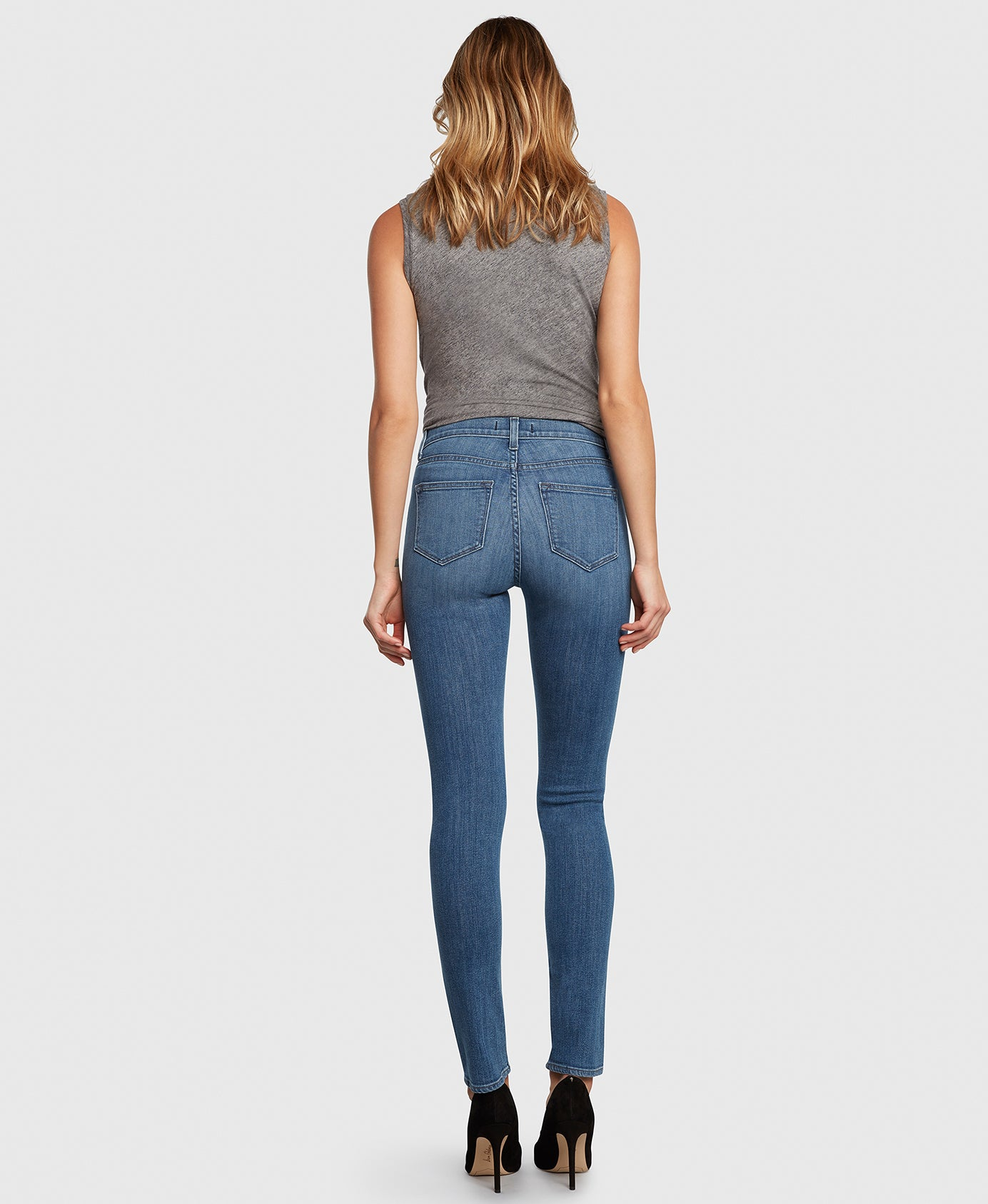 Principle BEAUTY in Summerland Skinny Jeans back