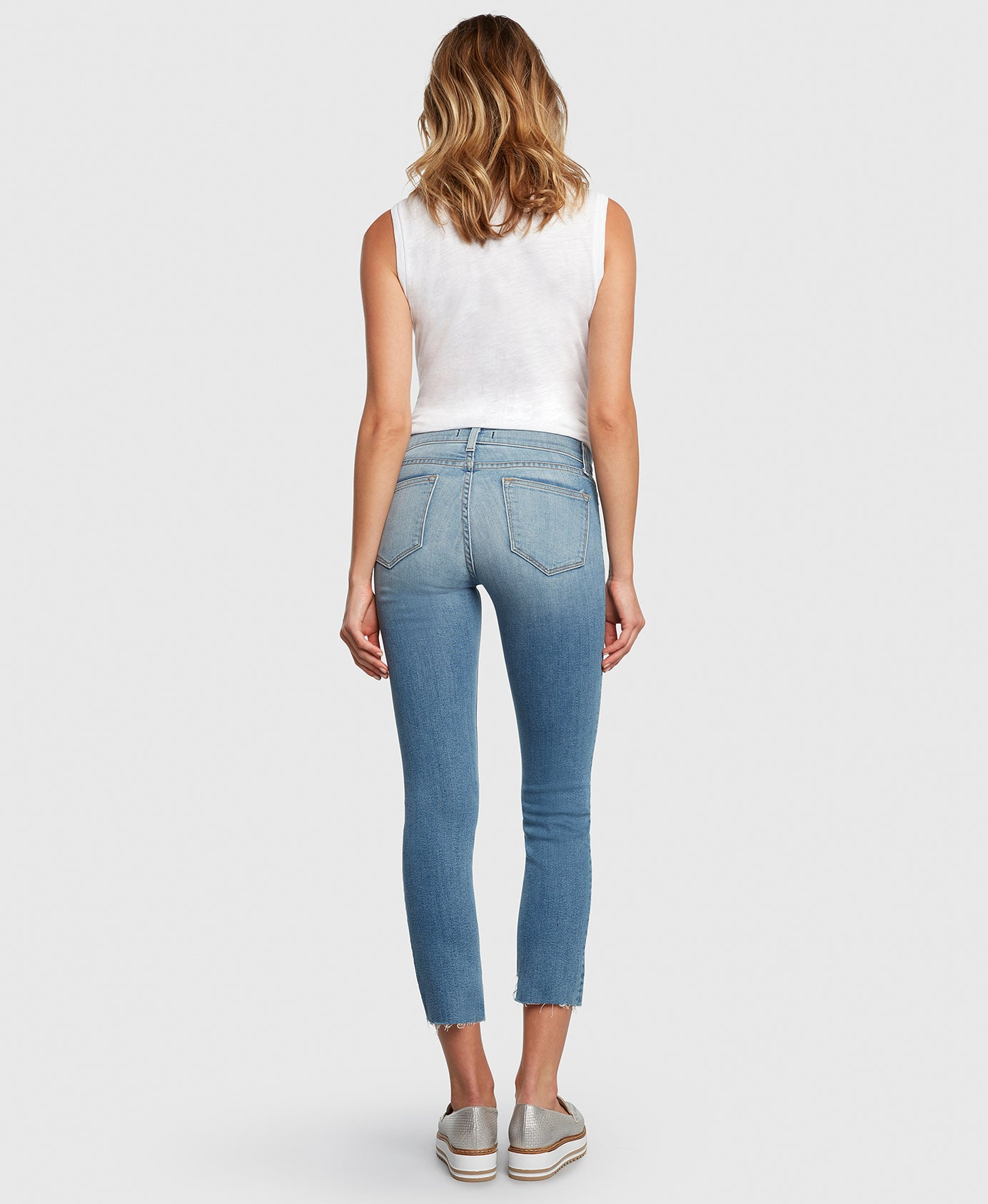 Principle OPTIMIST in Memory Lane two-tone denim back