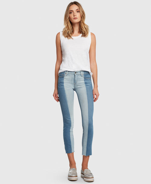 Principle OPTIMIST in Memory Lane two-tone denim