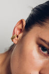 Oversized Double Ear Cuff