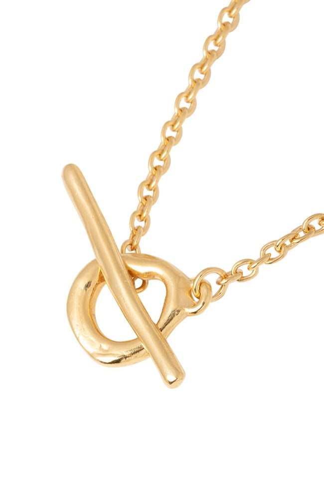 Classic Fob Necklace 001