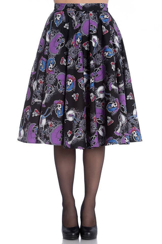 Graciela 50's Skirt