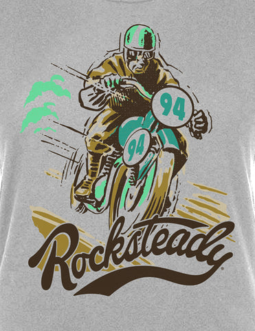 Rocksteady Solo Racer T-Shirt - Medium Only