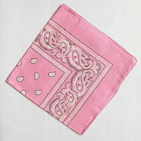 Bandana - Light Pink / Baby Pink