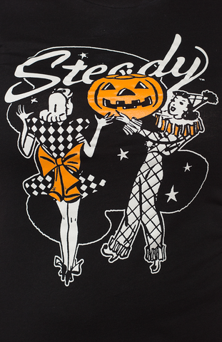 Trick or Treat Tee - Medium ONLY