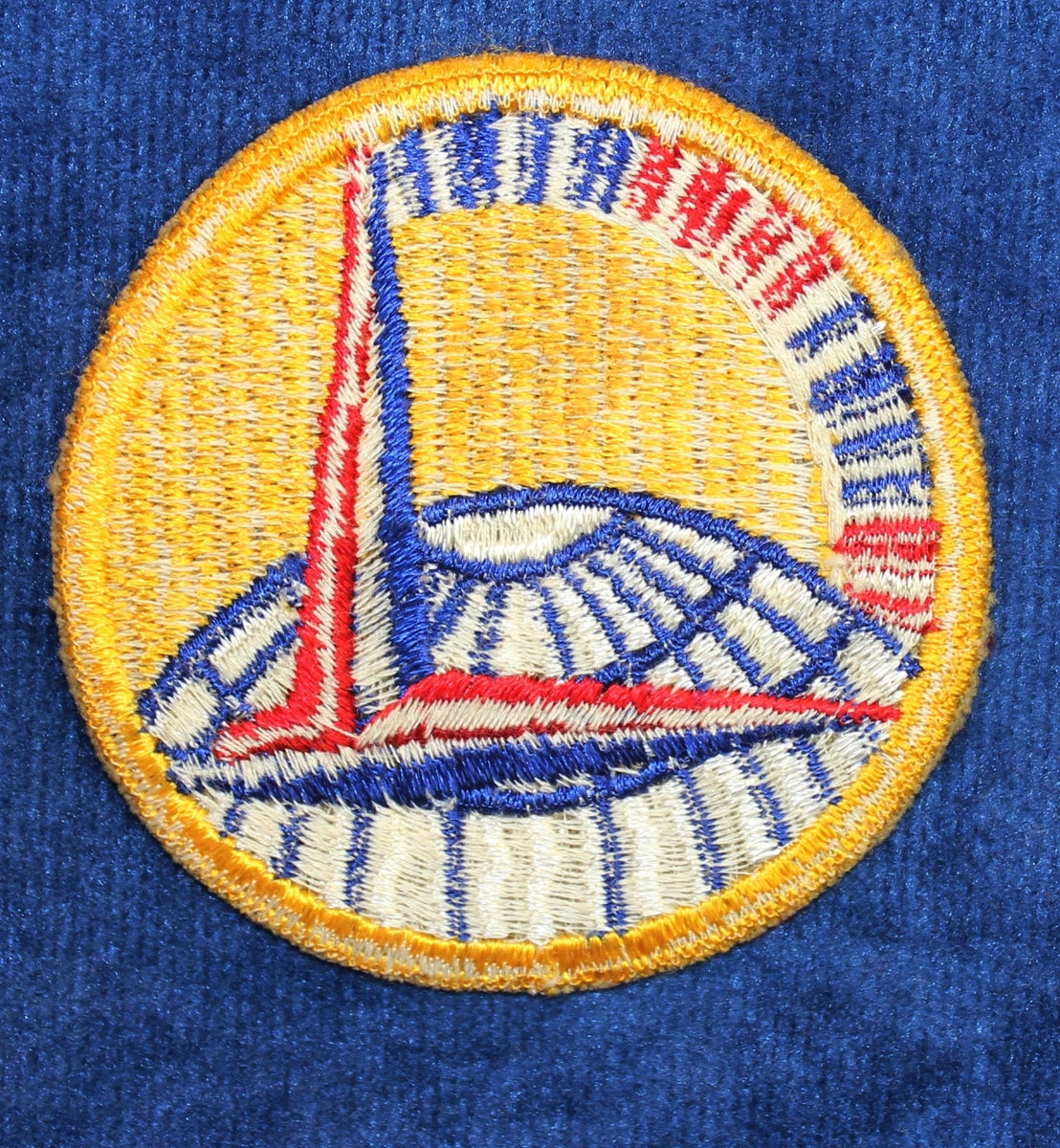 WWII USAAF Air Transport Command 2-3/4″ Patch - Griffin