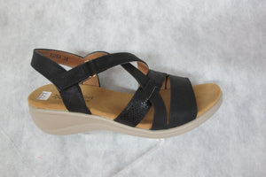 comfort leisure kysa in black